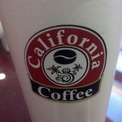 Photo taken at California Coffee by Emilson J. on 11/10/2012