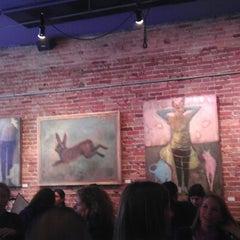 Photo taken at Café Zola by Janet M. on 9/23/2012