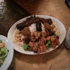 Photo taken at Ali Baba Grill by Thuy D. on 2/9/2014