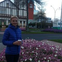 Photo taken at Rotorua by Elena K. on 10/6/2014