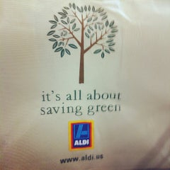 Photo taken at Aldi by Tyler D. on 10/15/2012