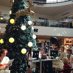Photo taken at Myer by Johnny W. on 12/14/2012
