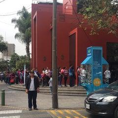Photo taken at Centro de Convenciones María Angola by Fressia Ivonne R. on 6/26/2015