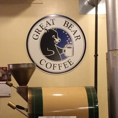 Photo taken at Great Bear Coffee by Vinny D. on 10/30/2013
