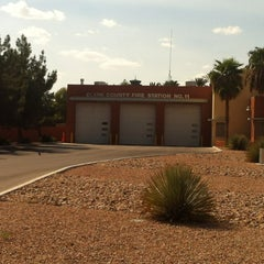 Photo taken at Clark County Fire Station 11 by Gareth H. on 9/24/2012