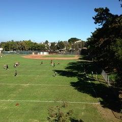 Photo taken at Santa Barbara High School by Amy L. on 6/26/2013
