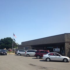 Photo taken at US Post Office by Maxwell B. on 7/18/2014