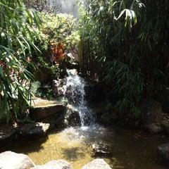 Photo taken at Jardim Oriental by Alexander G. on 11/11/2012