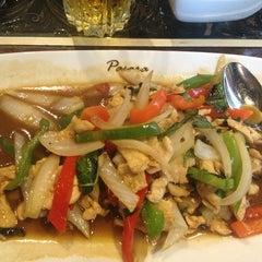 Photo taken at Pasara Thai by Grethel on 7/10/2013