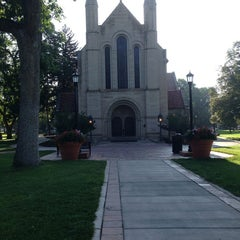 Photo taken at Shove Chapel by Michelle B. on 9/2/2013