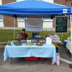 Photo taken at Essex Junction Farmers Market by Marcus C. on 8/16/2013