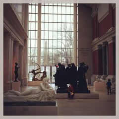 Photo taken at The Great Hall at The Metropolitan Museum of Art by Sophie G. on 2/22/2013