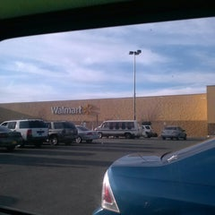 Photo taken at Walmart Supercenter by Amber C. on 3/29/2013