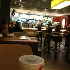 Photo taken at McDonald's by Marek on 11/17/2012