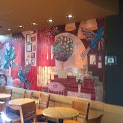 Photo taken at Starbucks by Christian Z. on 2/22/2013