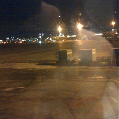Photo taken at Gate D39 by Michael M. on 2/3/2013