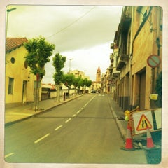 Photo taken at Passera del Carrer del Sol by Dubie B. on 5/21/2012