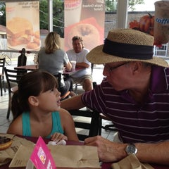 Photo taken at Dunkin Donuts by Melissa S. on 9/22/2012