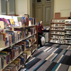 Photo taken at Prahran Library by Ashley W. on 6/2/2014