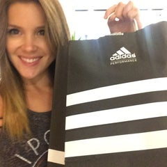 Photo taken at Adidas by Catalina V. on 11/7/2014