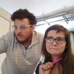 Photo taken at Centro Cultural Valentín Barros by Nikillo L. on 4/9/2015