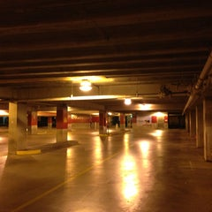 Photo taken at Zone 20 Parking Structure by Tetsuzan R. on 5/16/2013