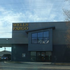 Photo taken at Wells Fargo Bank by Sarah D. on 1/31/2014