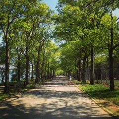 Photo taken at Riverside Park by Taylor on 5/12/2013