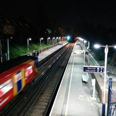 Photo taken at Fulwell Railway Station (FLW) by zbynda s. on 3/16/2014