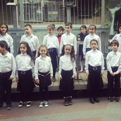 Photo taken at Ali Suavi İÖO by 💕Merve I. on 11/10/2015