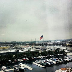 Photo taken at Four Points by Sheraton Philadelphia Northeast by Christopher C. on 12/29/2012