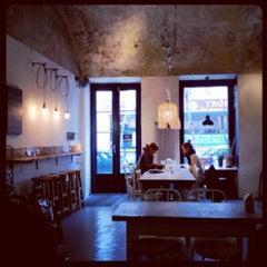 Photo taken at Goa Café & Restaurant by Moermanology on 3/16/2013