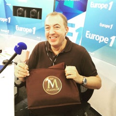 Photo taken at Europe 1 by Jean-marc M. on 7/1/2015