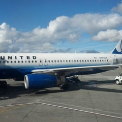 Photo taken at Gate N16 by Tom D. on 10/21/2012