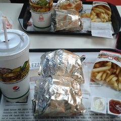 Photo taken at Arby's by Sibel K. on 4/30/2015