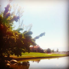 Photo taken at Waterfront Park by Albert C. on 8/26/2014