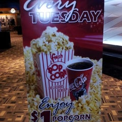 Photo taken at Aksarben Cinema by Flint H. on 12/21/2012