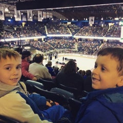 Photo taken at Chicago Wolves Game by Chris D. on 2/1/2015