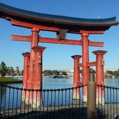 Photo taken at Japan Pavilion by Sakura A. on 12/19/2012