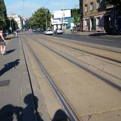 Photo taken at Bohemians (tram) by Света К. on 7/7/2014