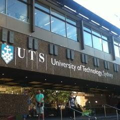 Photo taken at University Of Technology Sydney by nao3122 on 3/7/2013