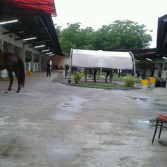 Photo taken at Horse Stable Presint 15 by Mohd redza 9. on 5/28/2013