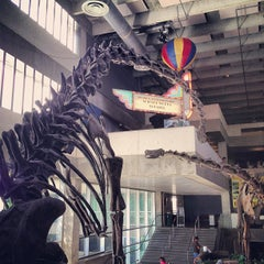 Photo taken at Museum of Science & Industry (MOSI) by Josh C. on 10/14/2012