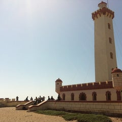 Photo taken at Faro Monumental by Carlos R. on 11/1/2012