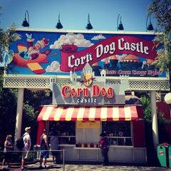 Photo taken at Corn Dog Castle by Bryan A. on 5/18/2013