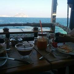 Photo taken at Αμοργίς (Amorgis) by Peggy K. on 8/14/2014