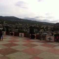 Photo taken at San Pedro Atocpan by Javier G. on 7/12/2015
