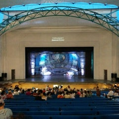 Photo taken at Летен Театър (The Summer Theatre) by Anna V. on 7/31/2014