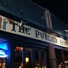 Photo taken at The Publick House by Metro Bear on 2/15/2013
