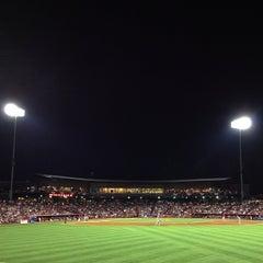 Photo taken at Carolina Stadium by Kim T. on 6/2/2013